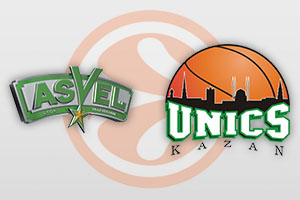 ASVEL Lyon v UNICS Kazan Betting Tips