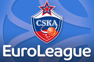 Euroleague - CSKA Moscow