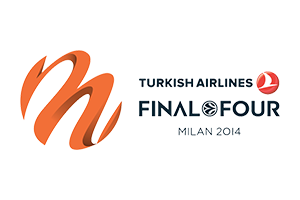 Euroleague F4 Milan Logo