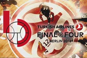 Euroleague Final Four 2015-2016 Berlin