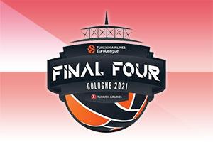 Euroleague Final Four 2021 Cologne