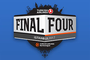 Euroleague Final Four Istanbul 2017
