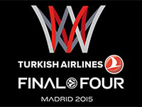 Euroleague Final Four Madrid 2015 Logo