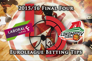 Laboral Kutxa Vitoria Gasteiz v Lokomotiv Kuban Krasnodar - Betting Tips