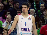 Nando de Colo - Euroleague MVP 2015/16