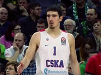 Nando de Colo - Euroleague MVP 2015/16