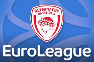 Euroleague - Olympiacos Piraeus