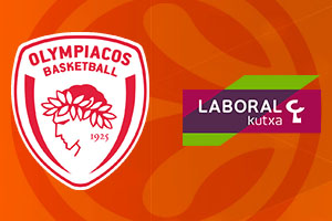 Euroleague Round Two - Olympiacos Piraeus v Laboral Kutxa Betting Tips