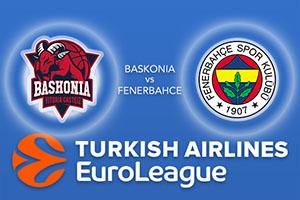 Baskonia v Fenerbahce - Euroleague Betting Tips