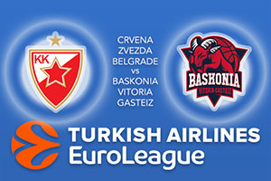 Euroleague Predictions – Crvena Zvezda mts Belgrade v Baskonia Vitoria Gasteiz