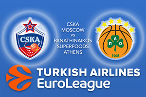 Euroleague Predictions - CSKA Moscow v Panathinaikos