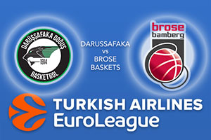 Darussafaka v Brose Baskets - Euroleague Betting Tips