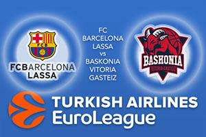 FC Barcelona Lassa v Baskonia Vitoria Gasteiz