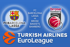 Euroleague Predictions – FC Barcelona Lassa v Brose Baskets Bamberg
