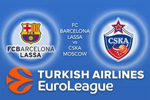 FC Barcelona Lassa v CSKA Moscow