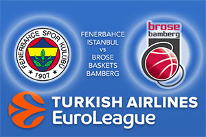 Euroleague Predictions - Fenerbahce Istanbul v Brose Baskets Bamberg