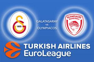 Galatasaray v Olympiacos - Euroleague Betting Tips