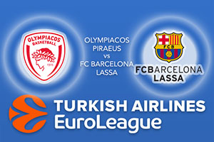 Olympiacos Piraeus v FC Barcelona Lassa - Euroleague Betting Tips