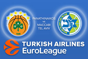 Panathinaikos v Maccabi Tel Aviv - Euroleague Betting Tips