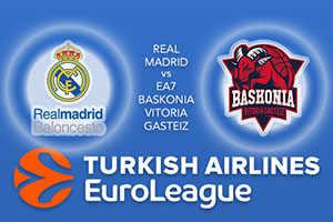 Euroleague Predictions – Real Madrid v Baskonia Vitoria Gasteiz