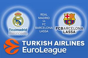 Real Madrid v FC Barcelona Lassa