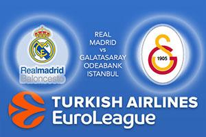 Euroleague Predictions – Real Madrid v Galatasaray Odeabank Istanbul