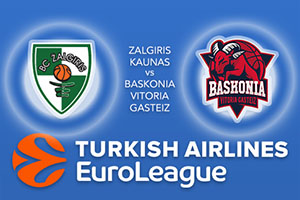 Euroleague Predictions - Zalgiris Kaunas v Baskonia Vitoria Gasteiz