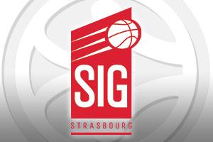 Euroleague - SIG Strasbourg