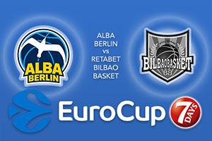 ALBA Berlin v Retabet Bilbao Basket