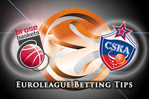 Brose Baskets Bamberg v CSKA Moscow Betting Tips