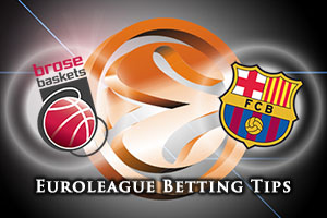 Brose Baskets Bamberg v FC Barcelona Lassa Betting Tips