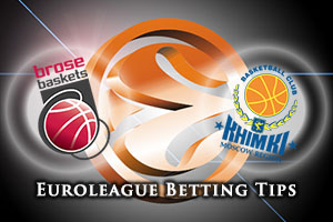 Brose Baskets Bamberg v Khimki Moscow Region Betting Tips