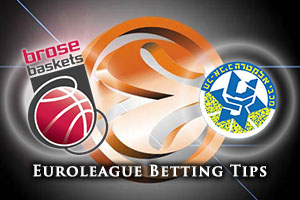 Brose Baskets Bamberg v Maccabi FOX Tel Aviv Betting Tips