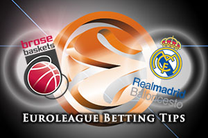 Brose Baskets Bamberg v Real Madrid Betting Tips