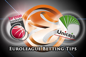 Brose Baskets Bamberg v Unicaja Malaga Betting Tips