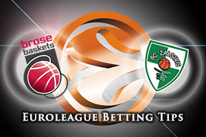 Brose Baskets Bamberg v Zalgiris Kaunas Betting Tips