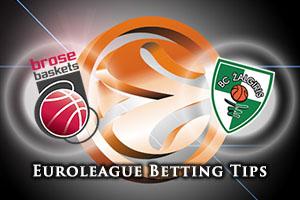 Brose Baskets Bamberg v Zalgiris Kaunas Betting Tips