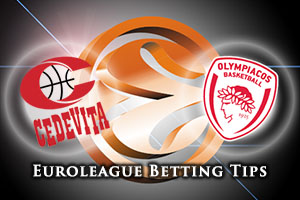Cedevita Zagreb v Olympiacos Piraeus Betting Tips