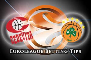 Cedevita Zagreb v Panathinaikos Athens Betting Tips