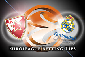 Crvena Zvezda Telekom Belgrade v Real Madrid Betting Tips