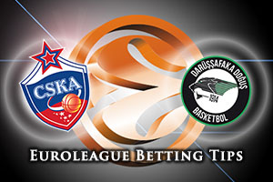CSKA Moscow v Darussafaka Dogus Istanbul Betting Tips