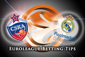 CSKA Moscow v Real Madrid Betting Tips