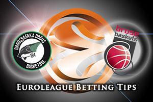 Darussafaka Dogus Istanbul v Brose Baskets Bamberg Betting Tips