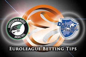 Darussafaka Dogus Istanbul v Dinamo Banco di Sardegna Sassari Betting Tips