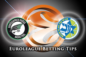 Darussafaka Dogus Istanbul v Maccabi FOX Tel Aviv Betting Tips