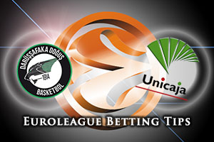Darussafaka Dogus Istanbul v Unicaja Malaga Betting Tips