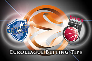 Dinamo Banco di Sardegna Sassari v Brose Baskets Bamberg Betting Tips
