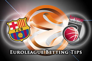FC Barcelona Lassa v Brose Baskets Bamberg Betting Tips