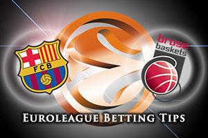 FC Barcelona Lassa v Brose Baskets Bamberg Betting Tips