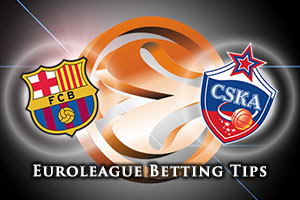 FC Barcelona Lassa v CSKA Moscow Betting Tips